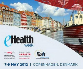 Attendance to e-Health Week 2012 - Copen Hague - Sim-e-Child a FP7 STREP